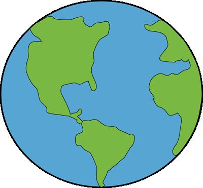 Earth clipart.