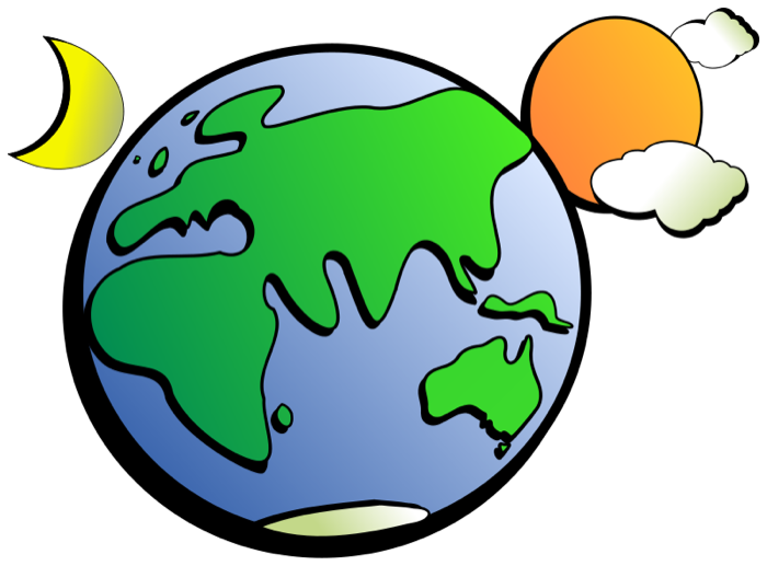 Free earth and globe. Planets clipart eath