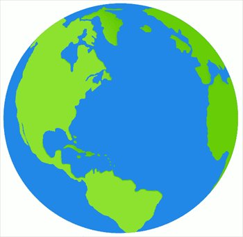 Earth clipart. Free graphics images and