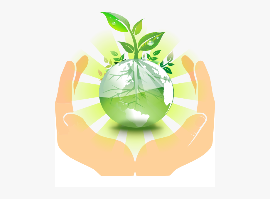 In hands clip art. Environment clipart environment earth