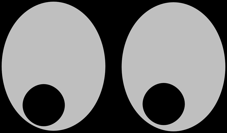 Glass clipart eye. Oval eyes