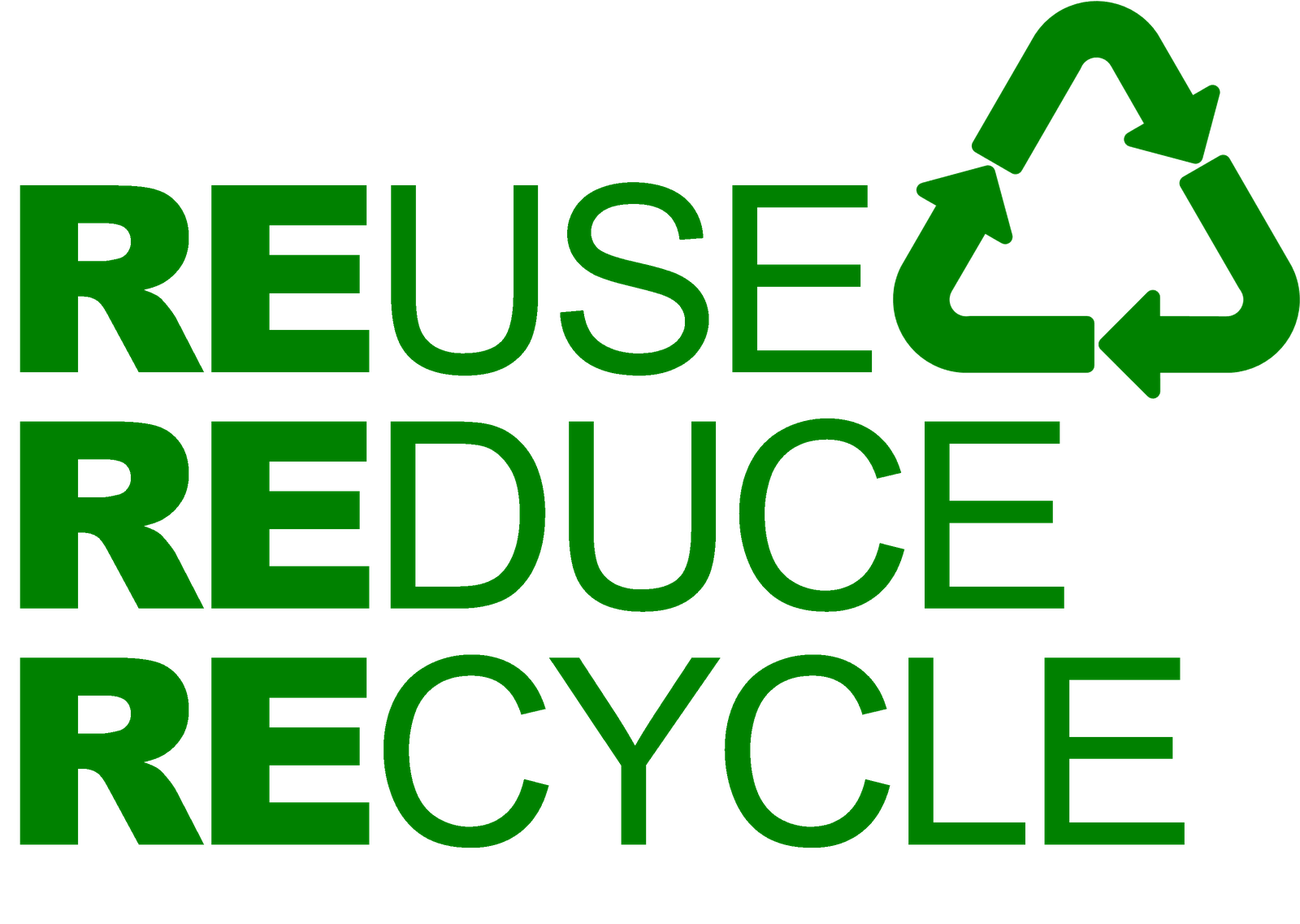 Reuse reduce recycle railsaverpro. Essay clipart mandate