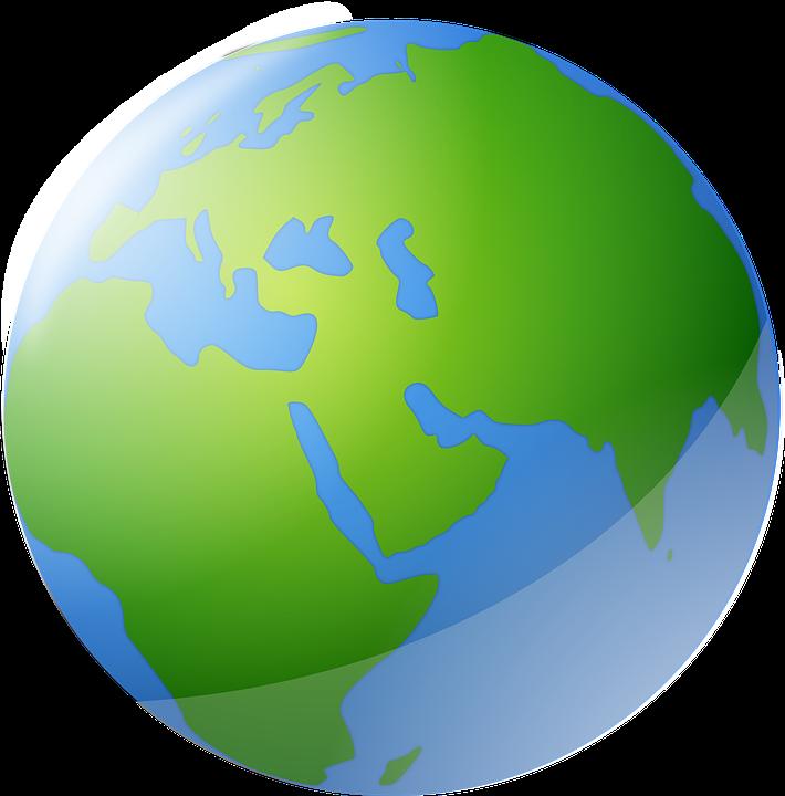Computer earth cliparts shop. Globe clipart stock