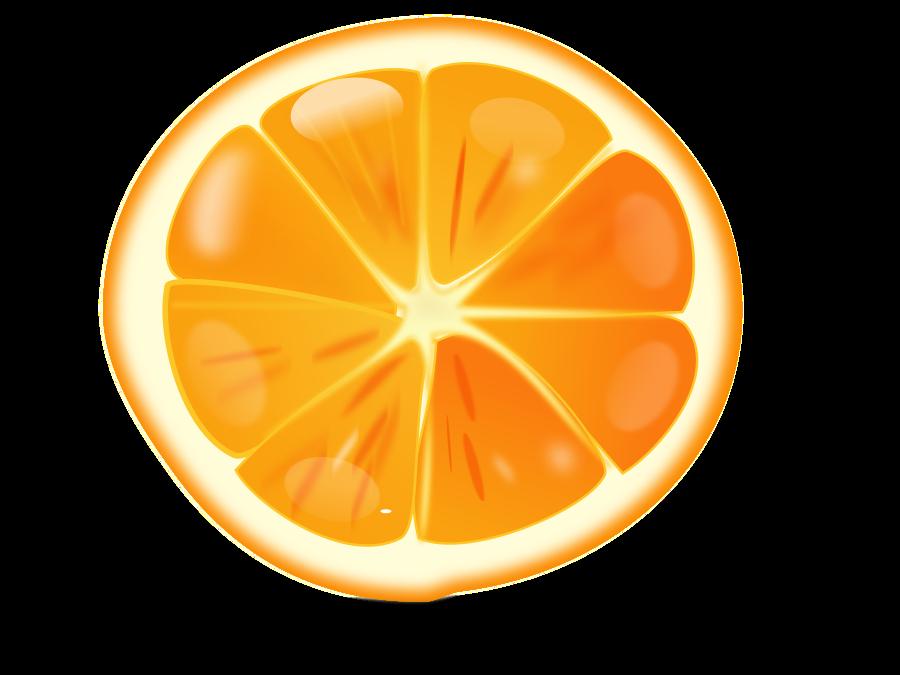 Orange oren
