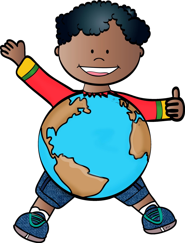 Globe clipart preschool.  al cole earth