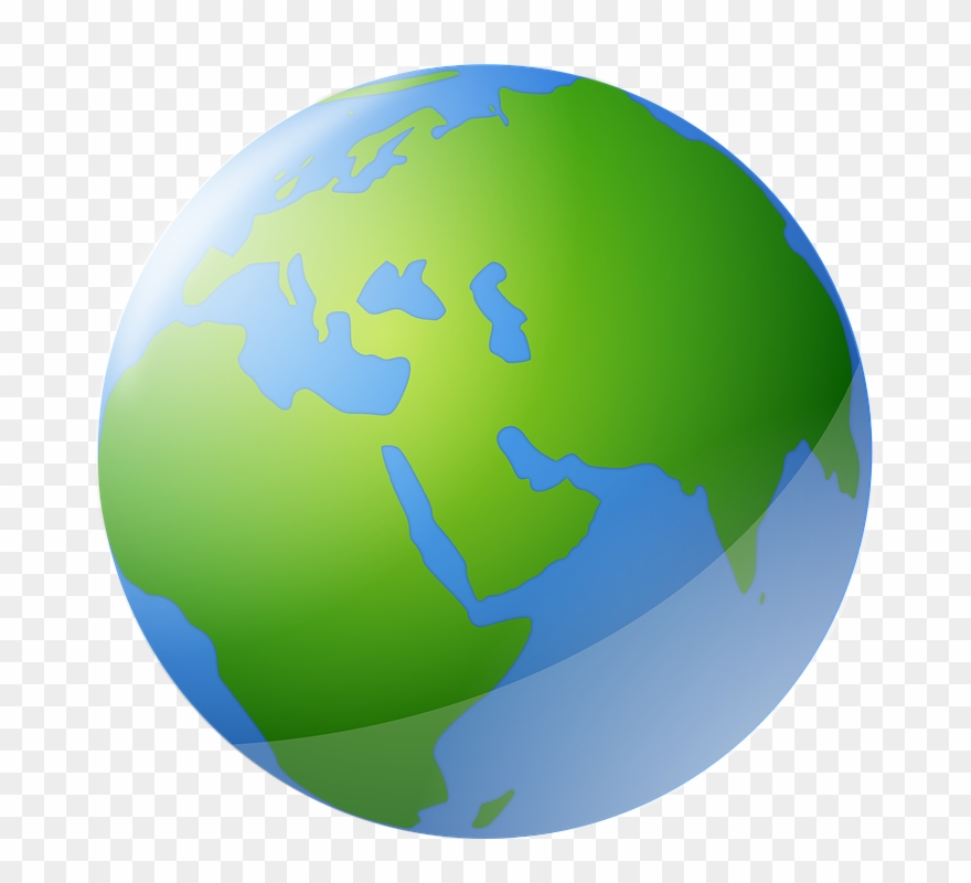 Globe word planet png. Planets clipart water