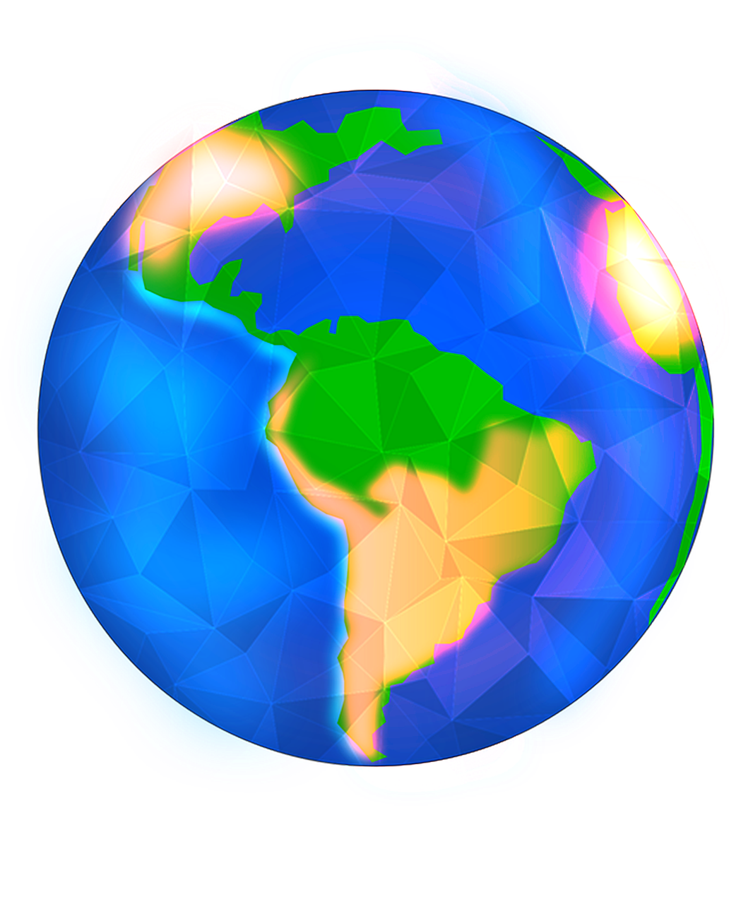 Earth vector png. Global tshirt painting free