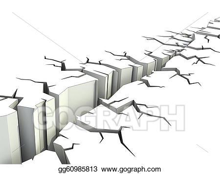 Earthquake clipart. Stock illustration illustrations gg