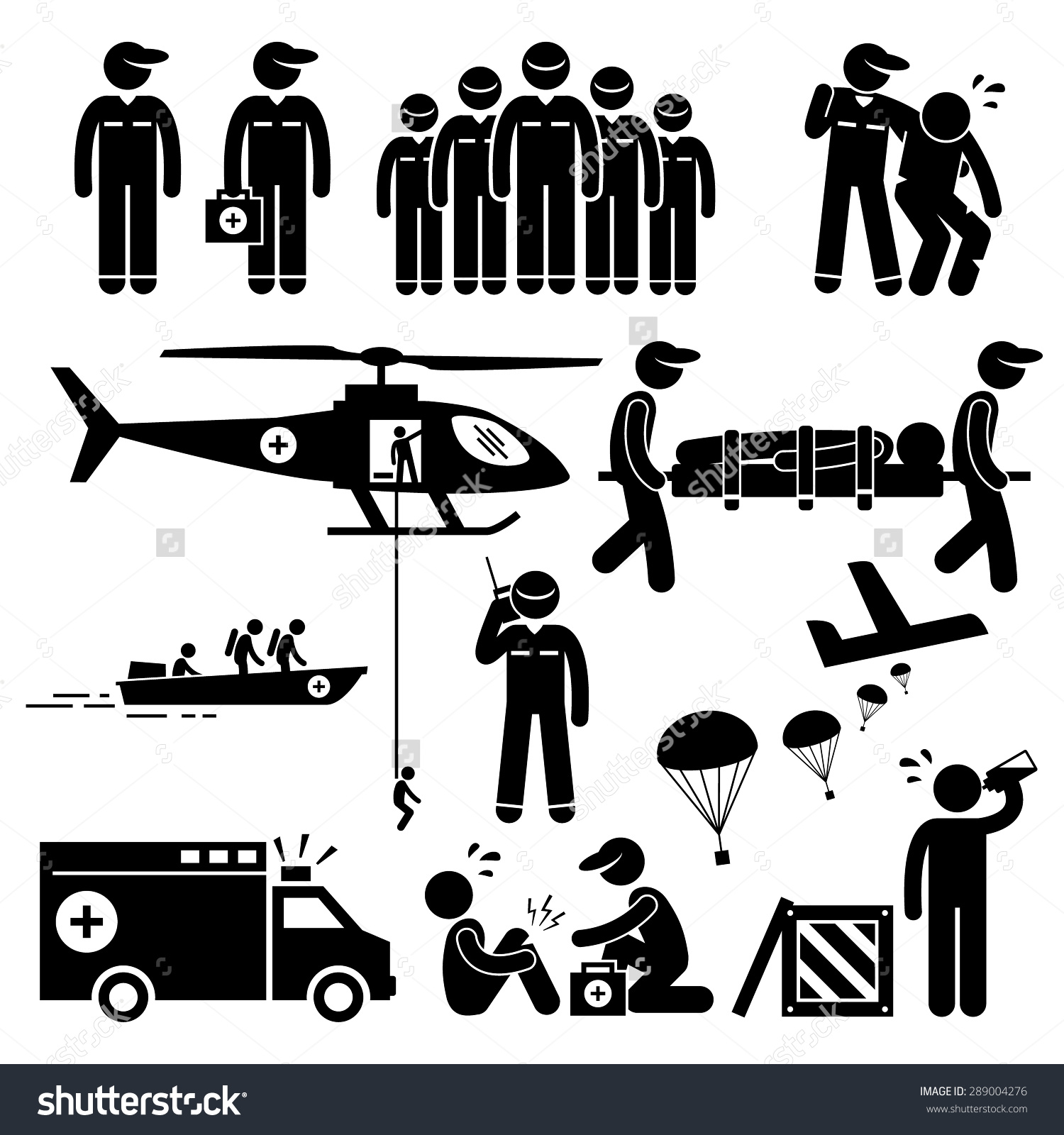 Earthquake clipart. Rescuer pencil and in