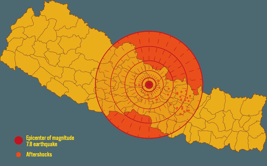 earthquake clipart broken house