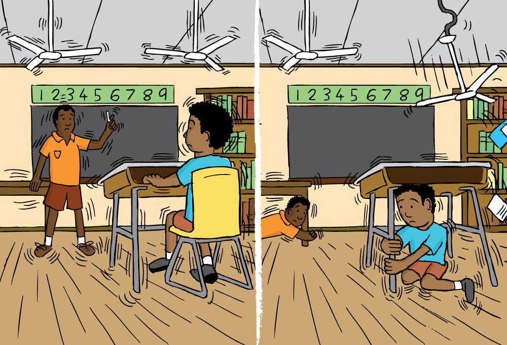 Earthquake clipart classroom. Pin on stuart mcmillen