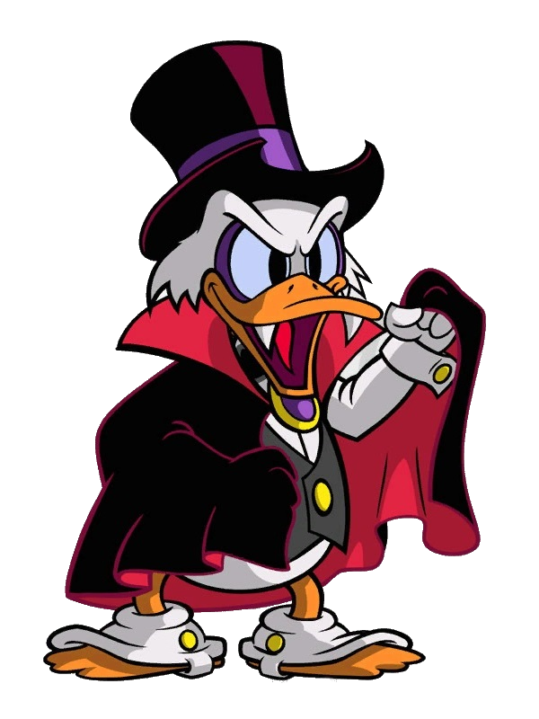 Dracula duck vs battles. Earthquake clipart don t panic