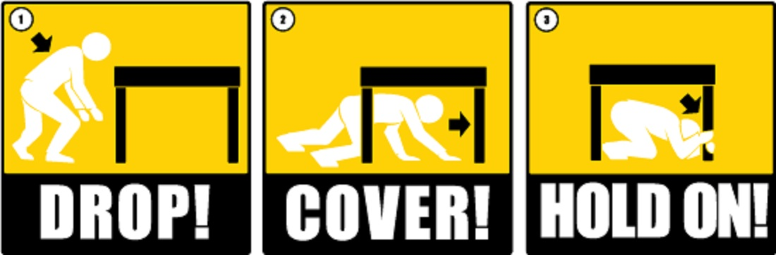Shakeout planned thursday omnitrans. Earthquake clipart earthquake drill
