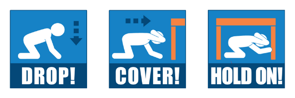 Earthquake clipart earthquake drill. Get prepared for an