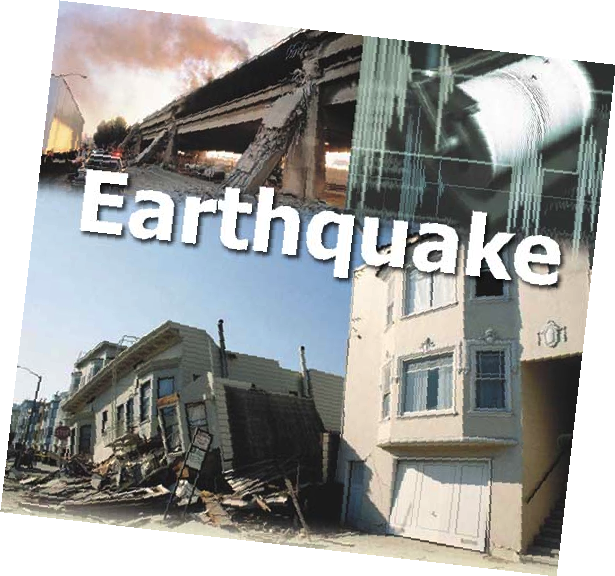 Earth eng science tp. Earthquake clipart earthquake house