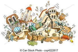 Earthquake clipart effect earthquake. Effects of portal