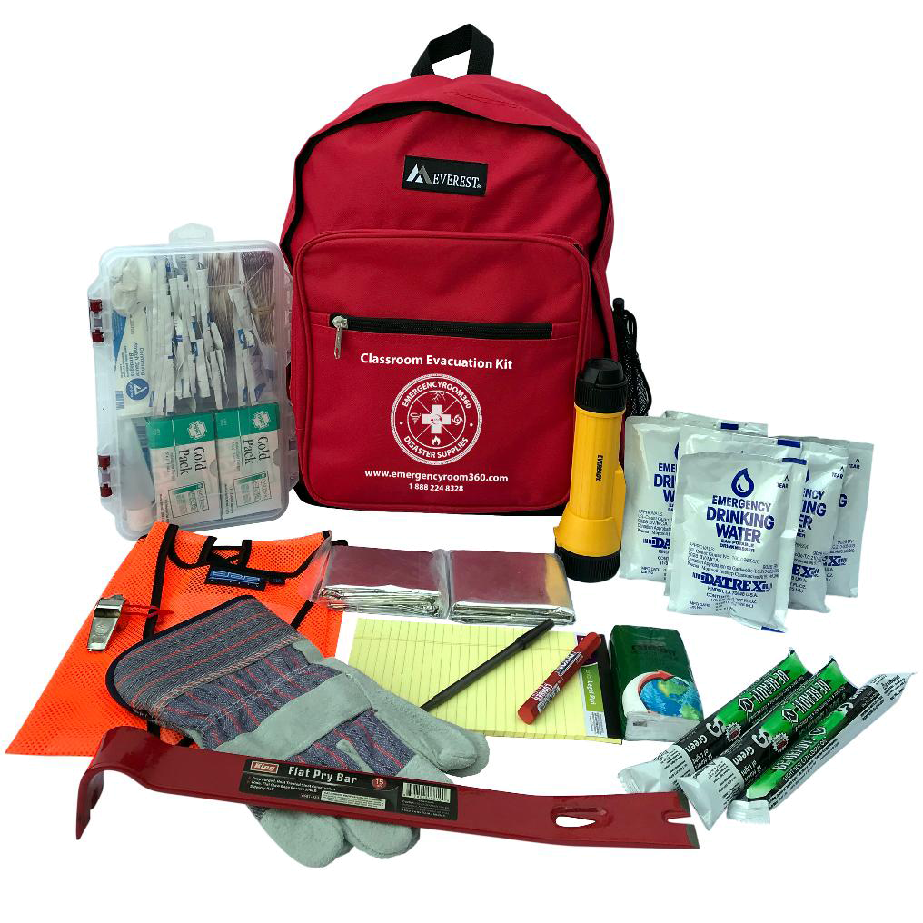 Earthquake clipart emergency bag. Room supplies request a