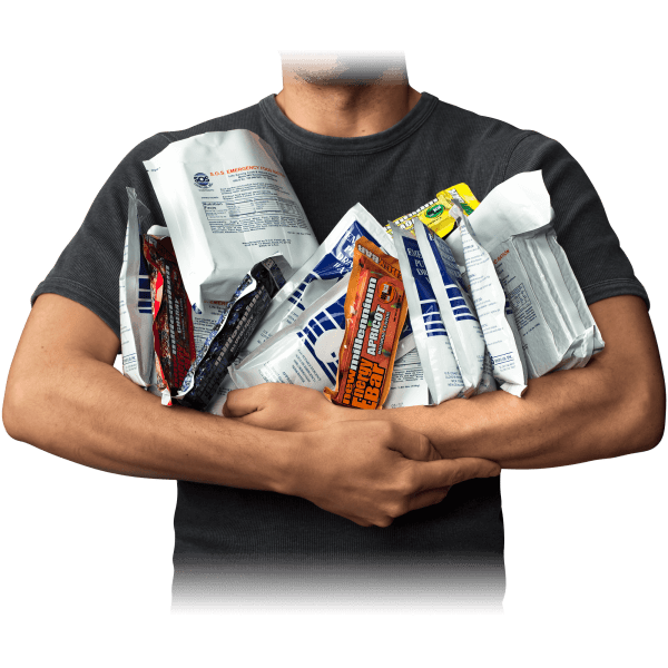 S o rations package. Earthquake clipart emergency bag