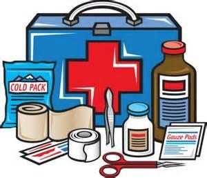 Clip art kit library. Earthquake clipart emergency bag