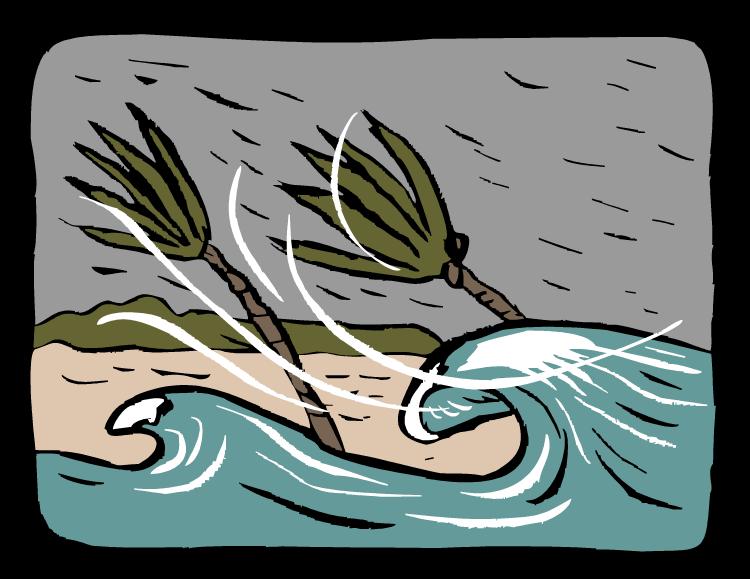 Diary of a mundane. Earthquake clipart hurricane safety