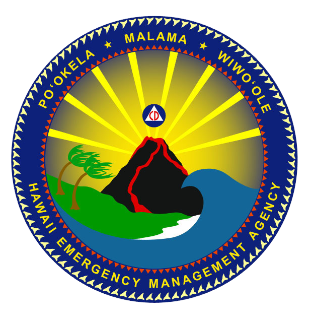 Hawaii management agency types. Hurricane clipart emergency preparedness