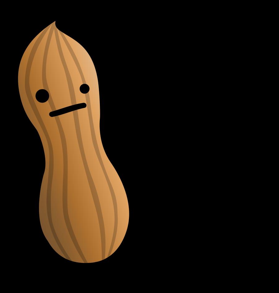 Kawaii google search cute. Peanuts clipart packing peanut