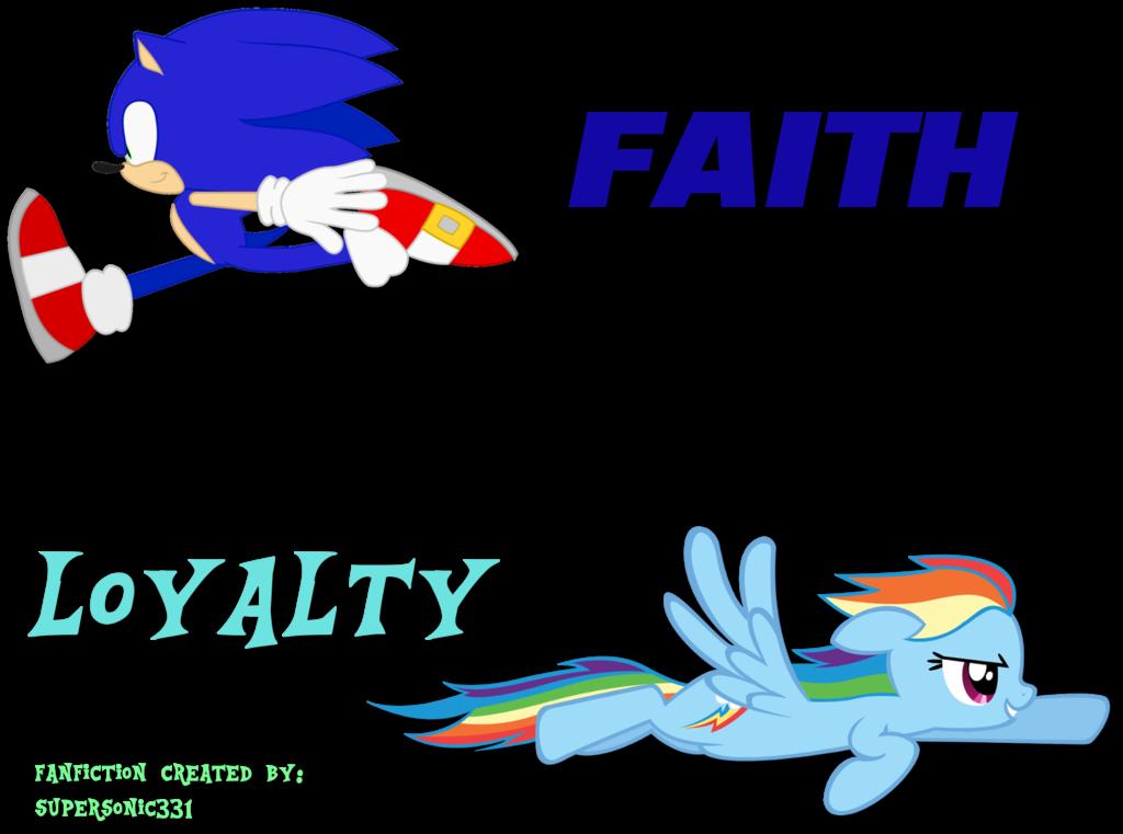 Faith and loyalty sonic. Earthquake clipart loo