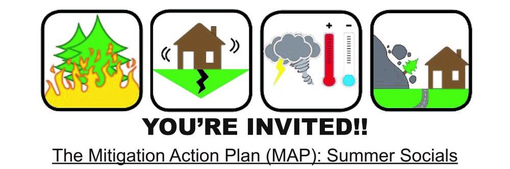 Earthquake clipart mitigation. Action plan summer socials