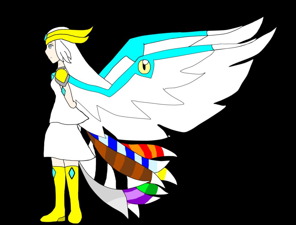 Ahri foxtails mega goddess. Hole clipart broken floor