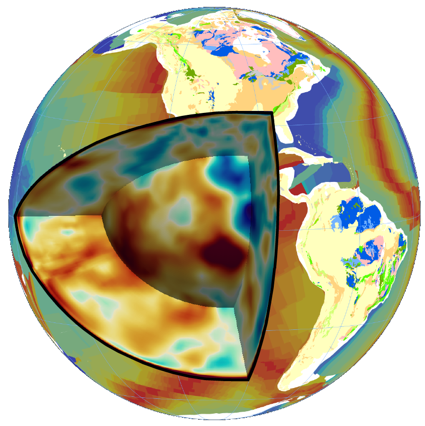 Geology clipart surface earth. Thorsten becker chair in