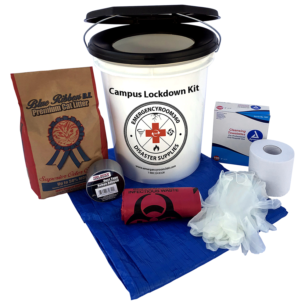Emergency room supplies government. Earthquake clipart survival kit