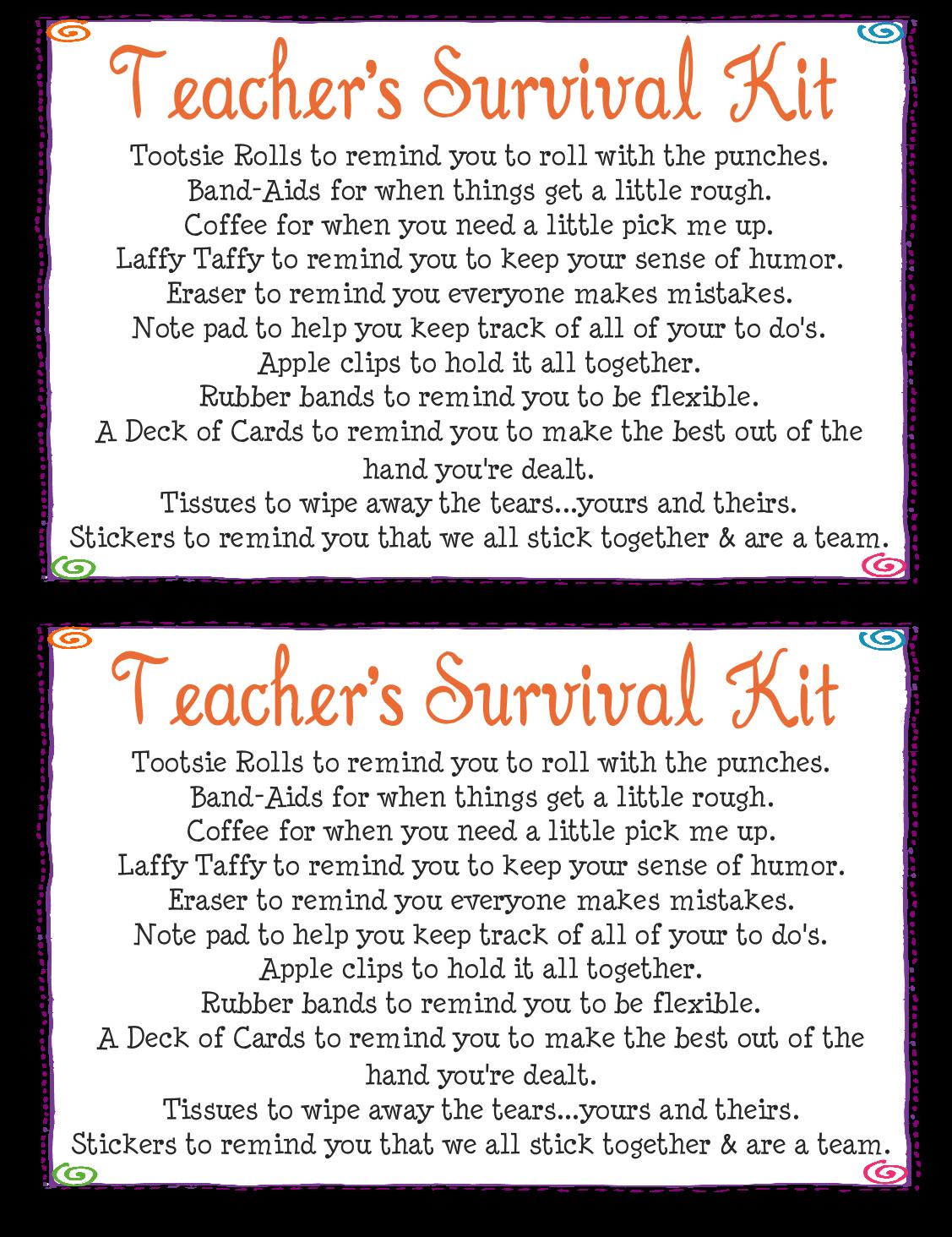 Earthquake clipart survival kit. Teacher kits google search