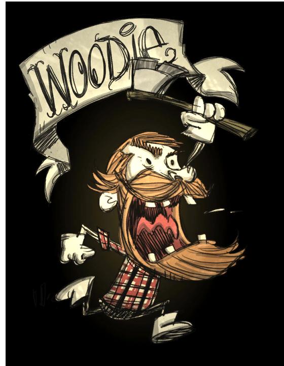 Lumberjack clipart chop wood. Steam community guide every