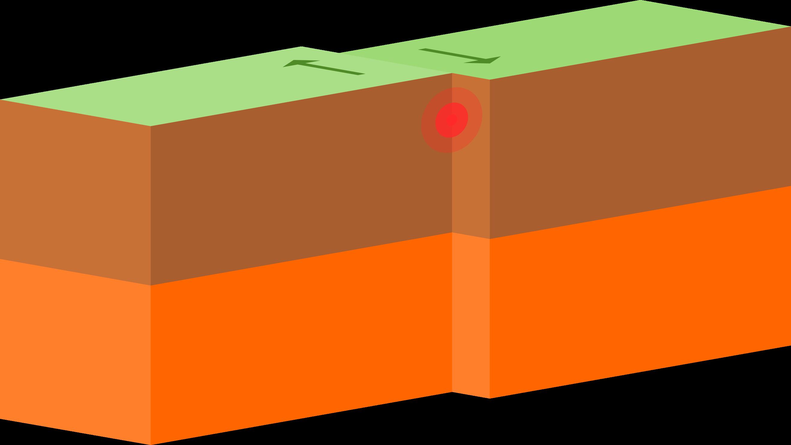 Earthquake clipart tectonic earthquake. File continental conservative plate