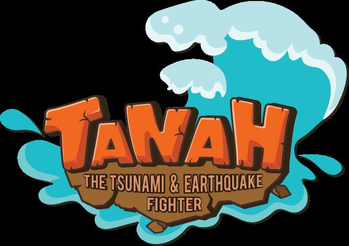Earthquake clipart tsunami. Tanah the fighter opendream