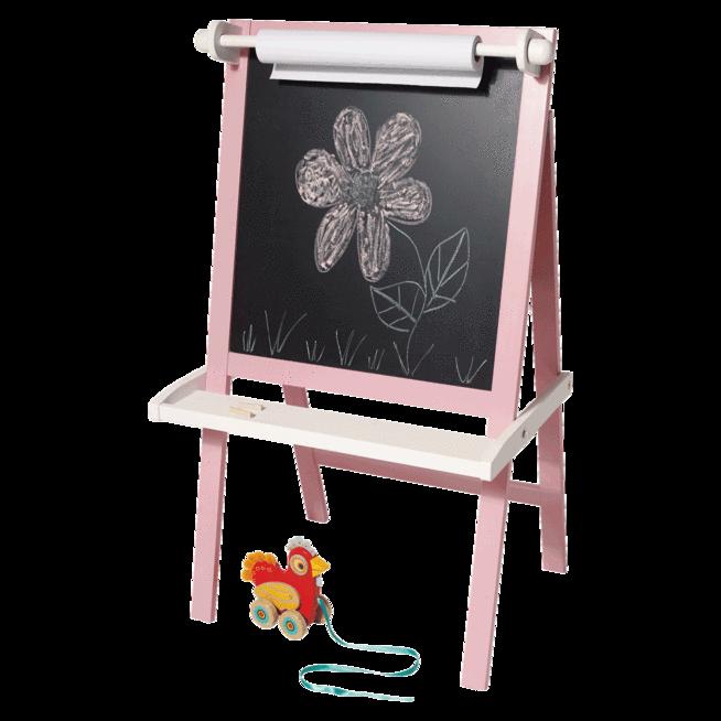 Art creative play great. Easel clipart chalkboard easel