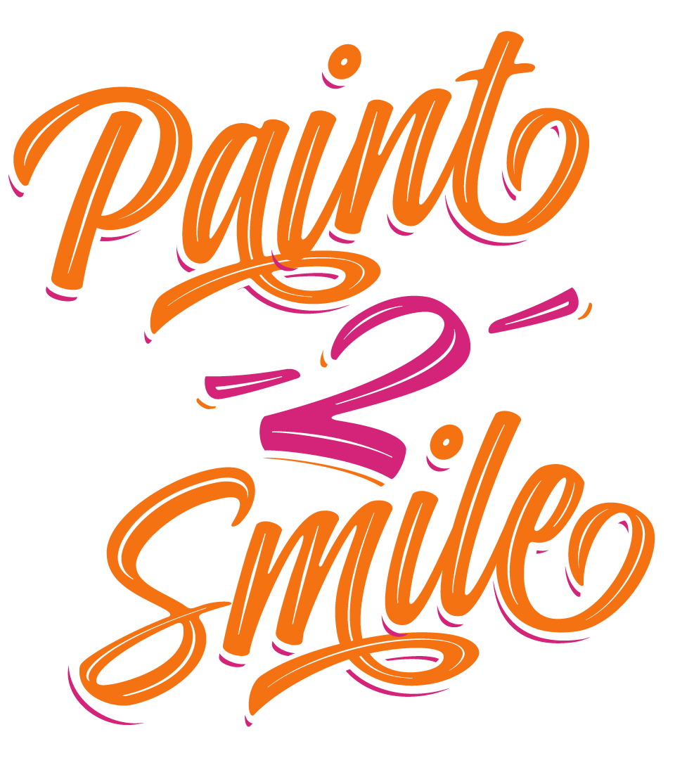 Parties gallery smile . Easel clipart paint night