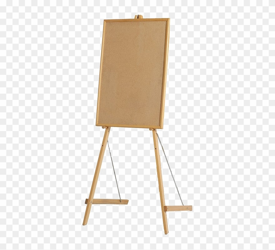 Portable network graphics png. Easel clipart short