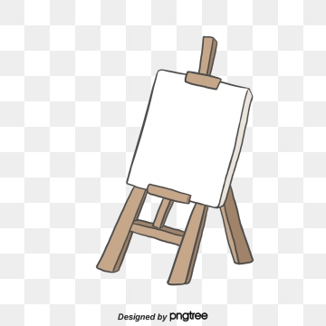 Png psd and with. Easel clipart vector
