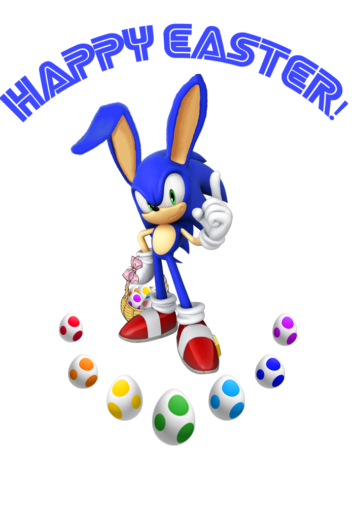 The heroes of easter. Gaming clipart game day