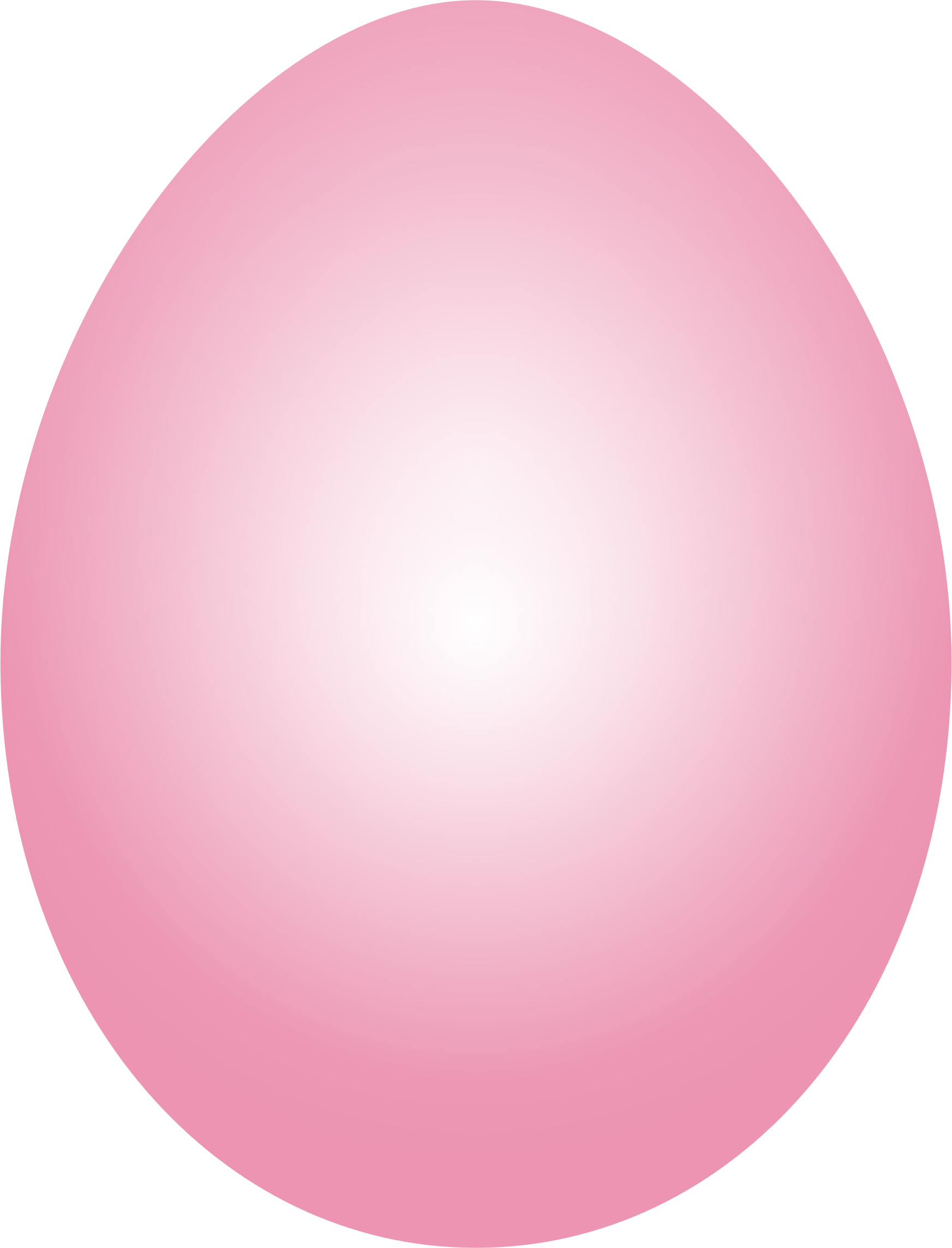 Eggs clipart transparent background. Pink easter egg