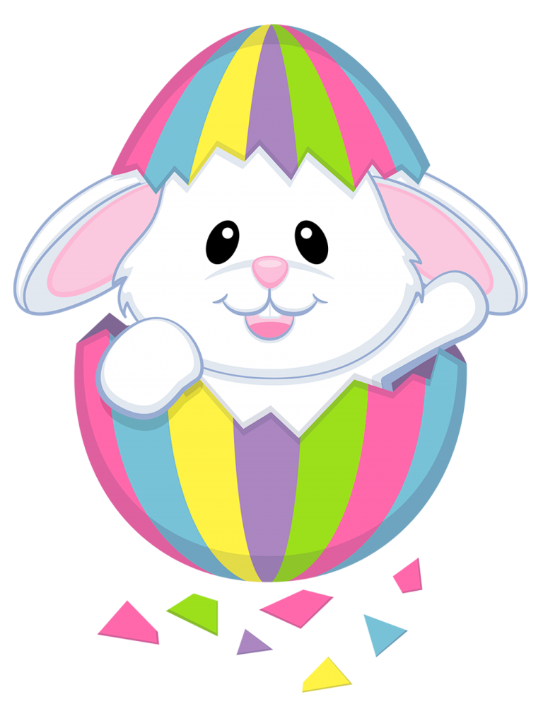 Family clipart bunny. Free happy easter egg