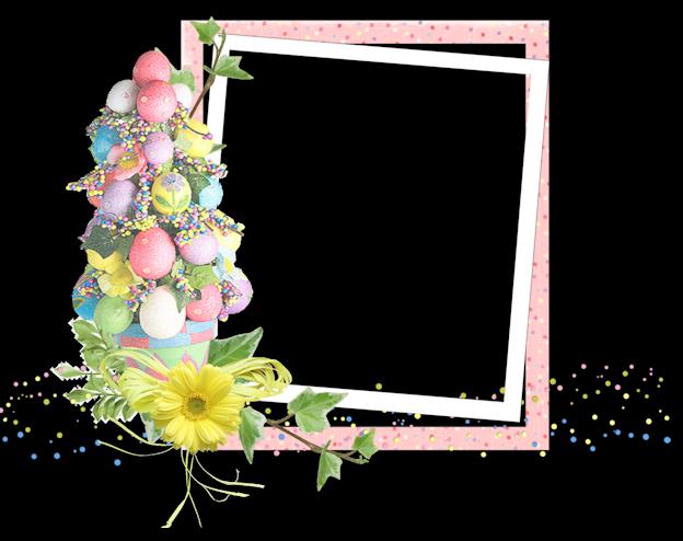 Frames download image arts. Easter frame png