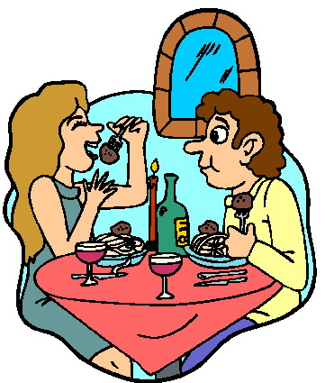 Eat clipart. Going out to