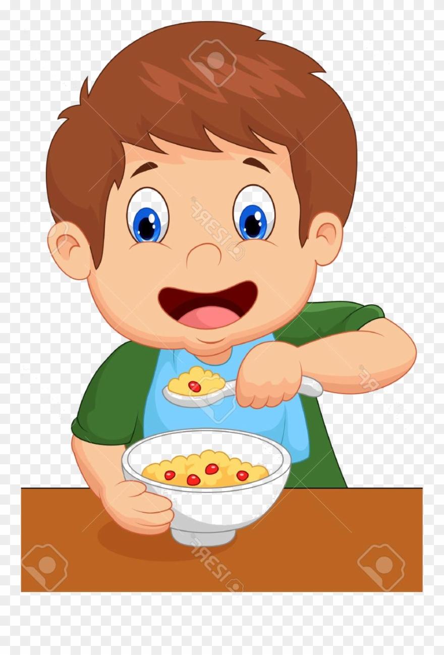 Eat clip art png. Breakfast clipart student