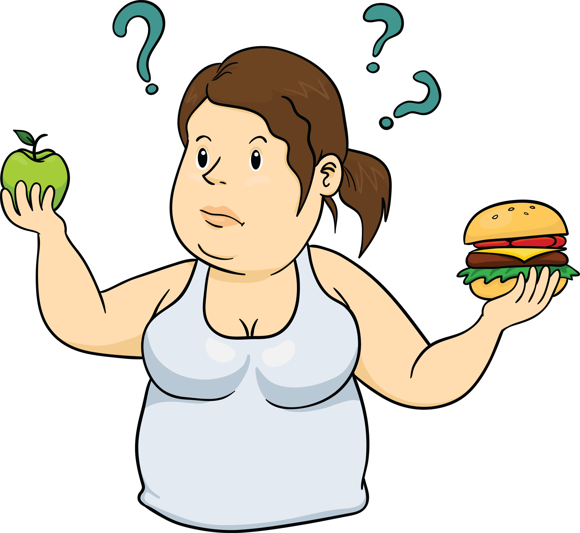 Snacking is good http. Fat clipart weight management