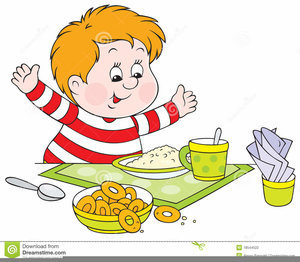 Eating clipart dinner. Eat free images at