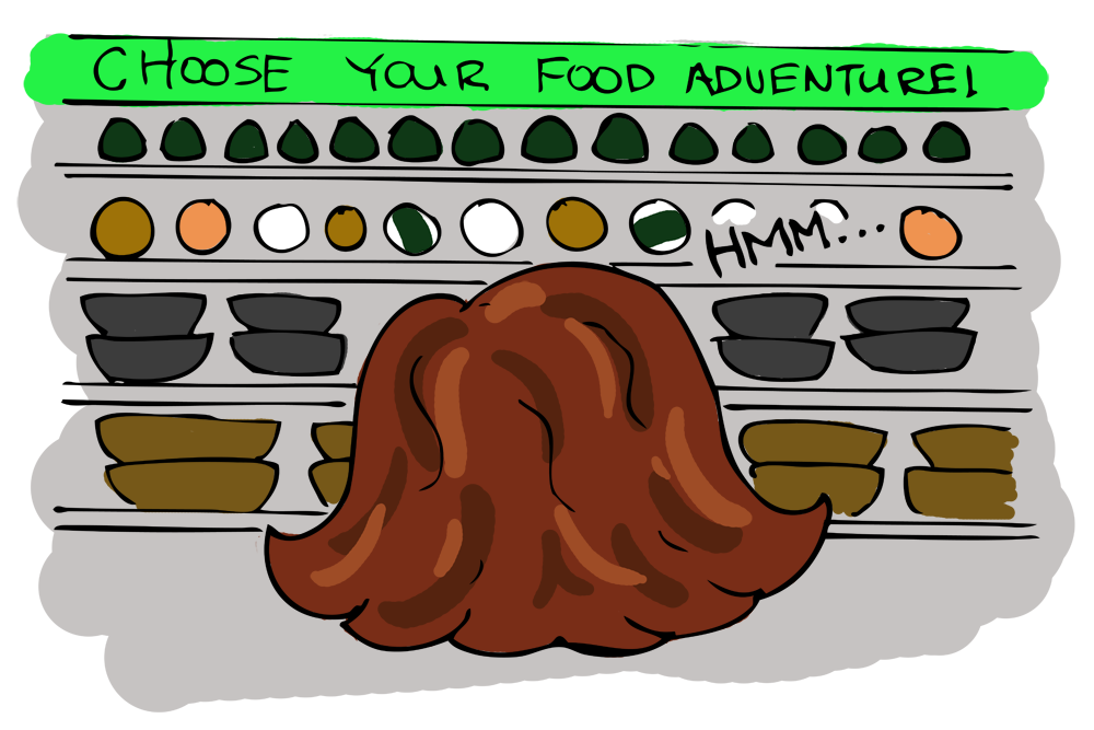 Journey to japan a. Eat clipart food taste