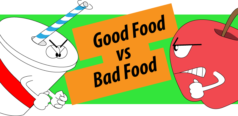 Real food is a. Grain clipart unhealthy