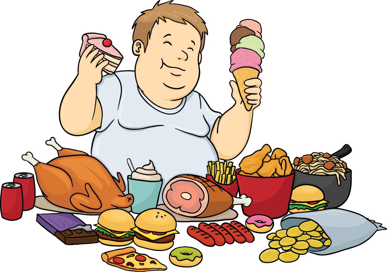 Feast healthy eating habit